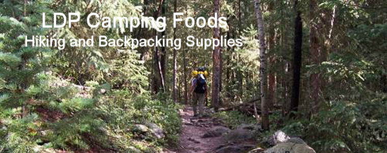 LDP Camping Foods - Hiking and Backpacking Food and Gear